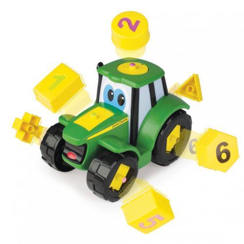 Johnny tractor learn & play - Jucarii copilasi - Avioane jucarie