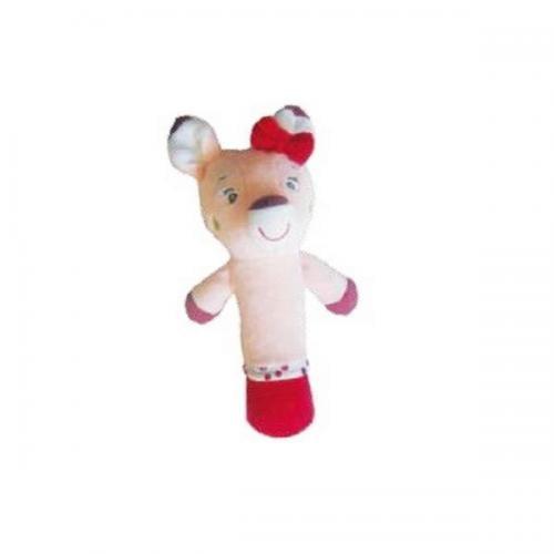 Jucaria muzicala Popice Bambi - Brevi Soft Toys-313277 - Jucarii copilasi - Jucarii din plus