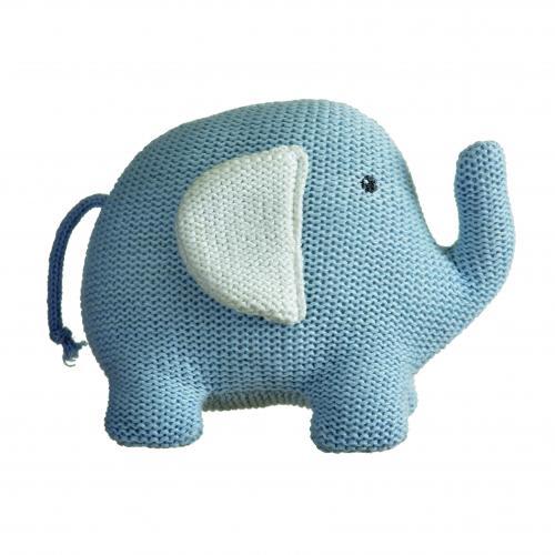 Jucarie crosetata egmont - elefant - Jucarii bebelusi -