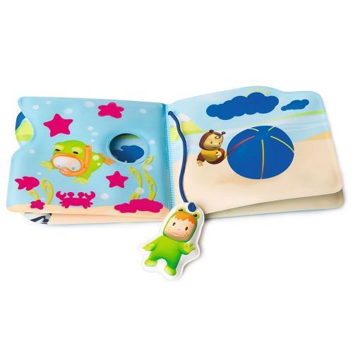Jucarie de baie Smoby Cottons Magic Bath Book - Jucarii bebelusi - Jucarii baita