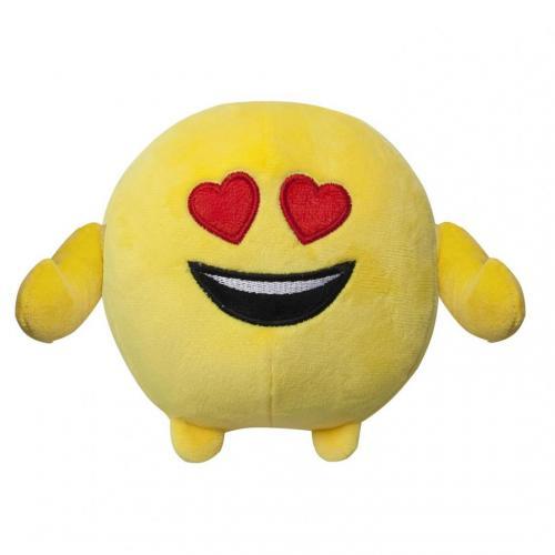 Jucarie de plus emoji emoticon (in love) 18 cm - Jucarii copilasi - Jucarii din plus