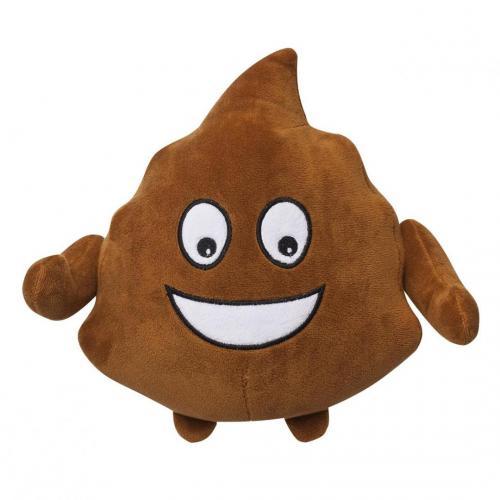 Jucarie de plus emoji emoticon (poo) 18 cm - Jucarii copilasi - Jucarii din plus