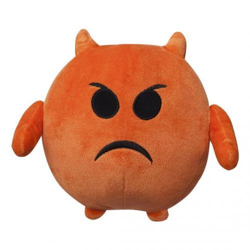 Jucarie de plus emoticon angry - 18 cm - Jucarii copilasi - Jucarii din plus