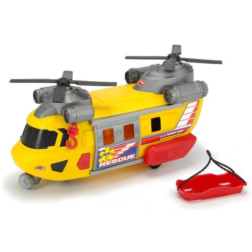 Jucarie Dickie Toys Elicopter de salvare Rescue Helicopter SAR-03 - Jucarii copilasi - Avioane jucarie