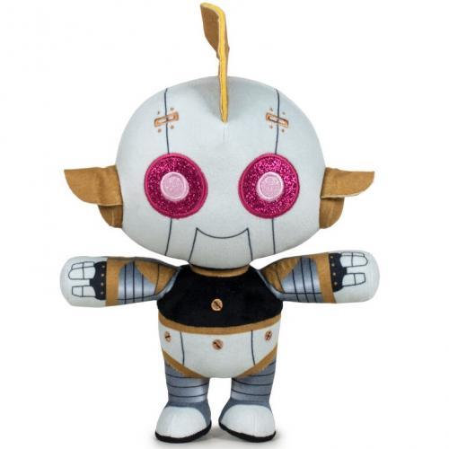 Jucarie din plus baby rotten robot - scooby doo - 24 cm - Jucarii copilasi - Jucarii din plus