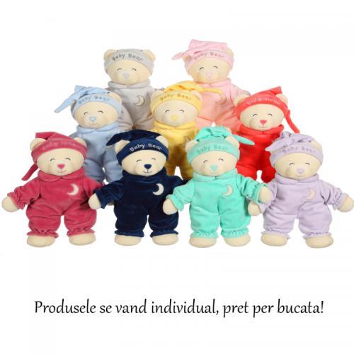 Jucarie din plus Baby Ursulet 24 cm - Jucarii copilasi - Jucarii din plus
