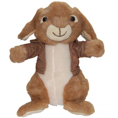 Jucarie din plus benjamin bunny - peter rabbit movie - 25 cm - Jucarii copilasi - Jucarii din plus