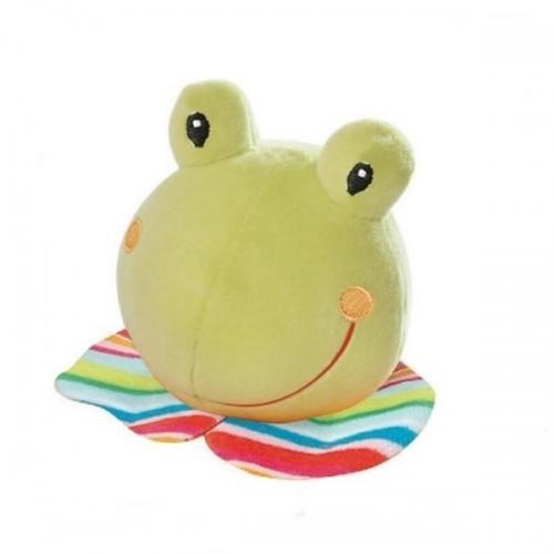 Jucarie Din Plus Broscuta - Brevi (brevi Soft Toys) - Jucarii copilasi - Jucarii din plus