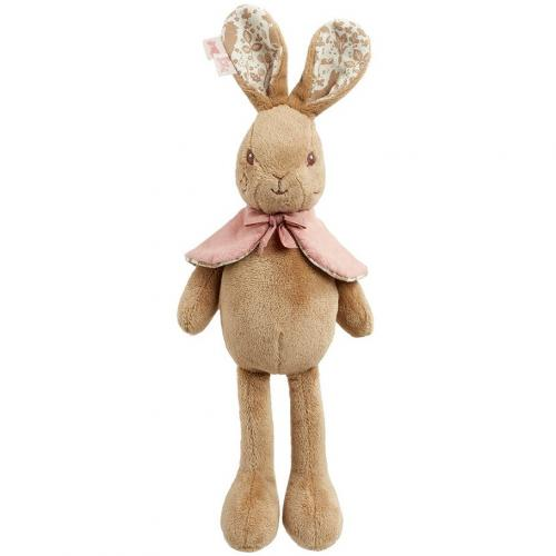 Jucarie din plus flopsy - peter rabbit signature collection - 22 cm - Jucarii copilasi - Jucarii din plus