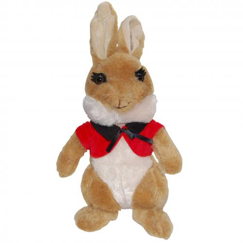 Jucarie din plus lily bobtail - peter rabbit movie - 34 cm - Jucarii copilasi - Jucarii din plus