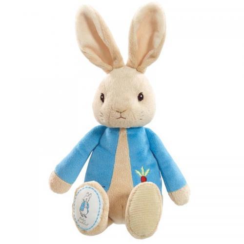 Jucarie din plus peter rabbit - 26 cm - Jucarii copilasi - Jucarii din plus