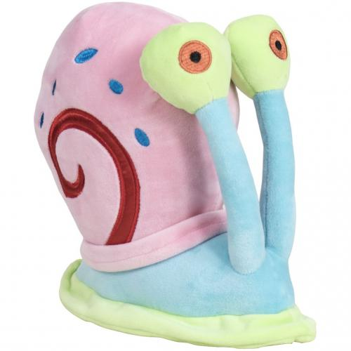 Jucarie din spandex gary - spongebob - 24 cm - Jucarii copilasi - Jucarii din plus