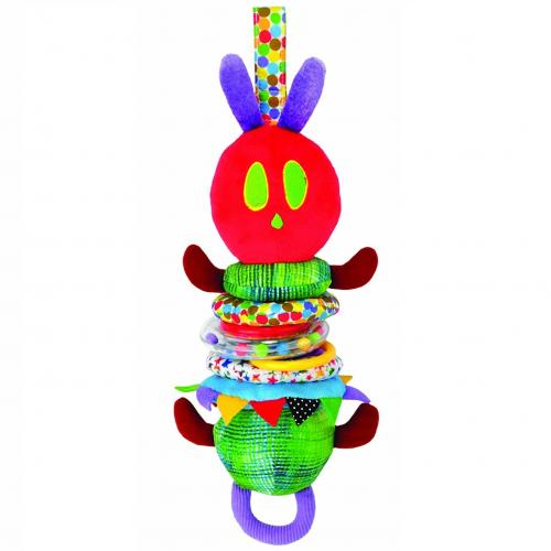 Jucarie interactiva the very hungry caterpillar - 29 cm - Jucarii copilasi - Jucarie interactiva