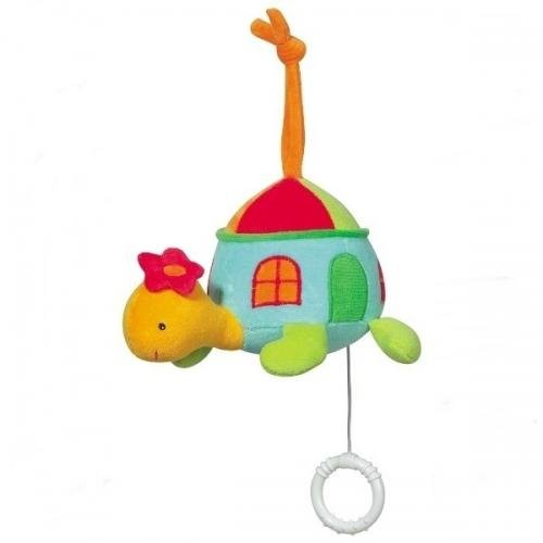 Jucarie Muzicala Testoasa - Brevi (brevi Soft Toys) - Jucarii bebelusi -