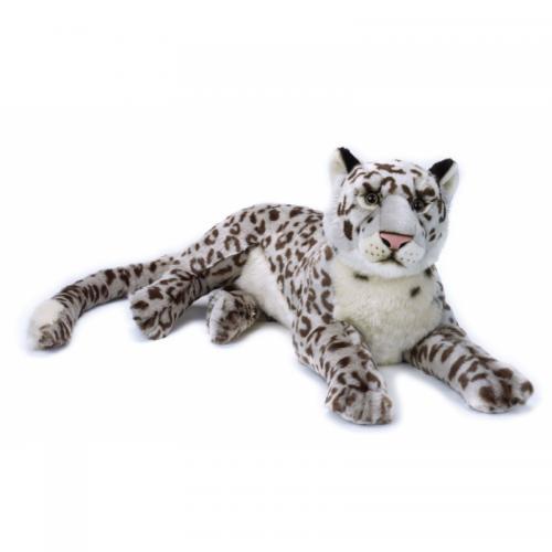 Jucarie plus National Geographic Leopard de zapada 65 cm - Jucarii copilasi - Jucarii din plus