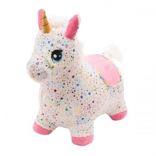 Jumper cu melodii playto unicorn - Camera bebelusului - Leagane si balansoare