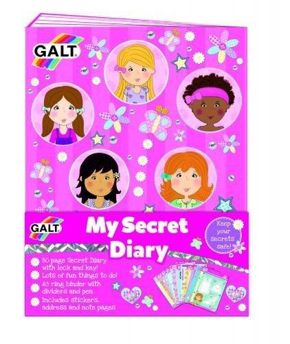 Jurnalul meu secret - Jucarii copilasi - Jucarii lingvistica