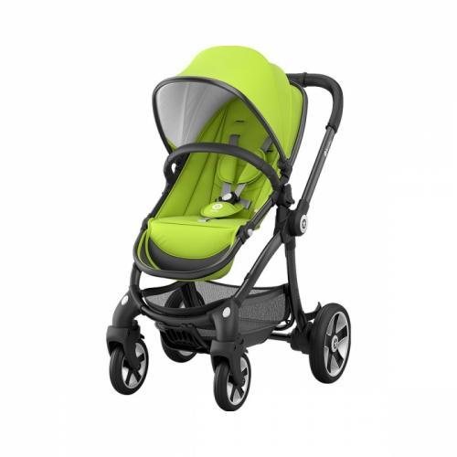 Kiddy carucior sport Evostar 1 Lime green - Carucior bebe - Carucioare sport