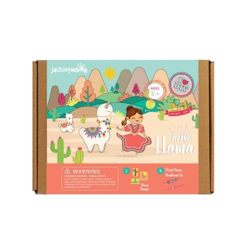 Kit Creatie 2-in-1 Llama - Jucarii copilasi - Toys creative