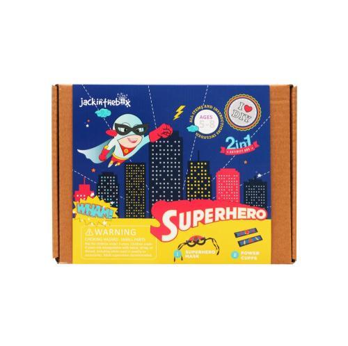 Kit Creatie 2-in-1 Supererou - Jucarii copilasi - Toys creative