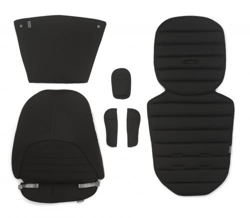 Kit culoare Affinity 1 - Black Thunder - Carucior bebe - Accesorii carut