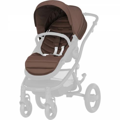 Kit culoare Affinity II - Wood Brown - Carucior bebe - Accesorii carut
