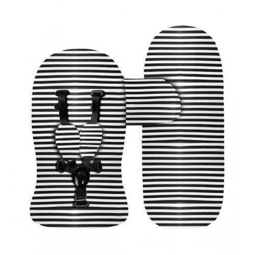 Kit Starter Pack Pentru Carucioarele 2in1 Xari Si Kobi Black & White - Carucior bebe - Accesorii carut