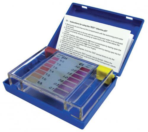 Kit testare - tester clor ph pastile 10+10 k020bl24 - Jucarii exterior - Piscine