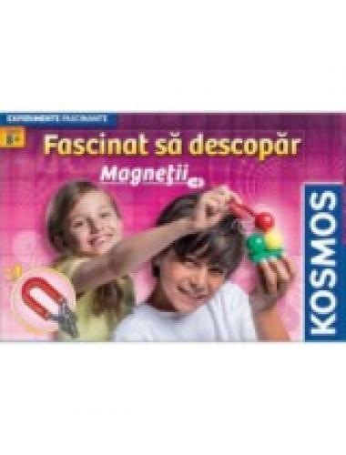Kosmos - Fascinat sa descopar magentii - K24027 - Jucarii copilasi - Jucarii educative bebe
