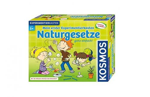 Kosmos Legile Naturii Germana - Jocuri pentru copii - Jocuri societate