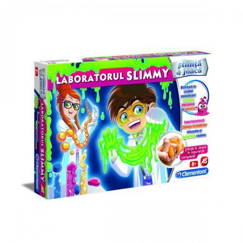 Laboratorul slimmy - Jucarii copilasi - Toys creative