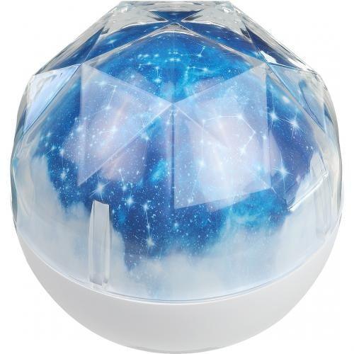 Lampa de veghe si Proiector Diamond Bambinice BN023 - Carusele muzicale -