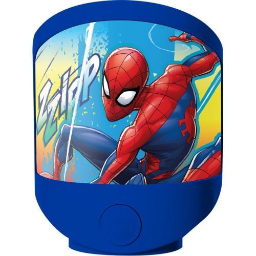 Lampa de veghe Spiderman SunCity EWA15428MV - Carusele muzicale -