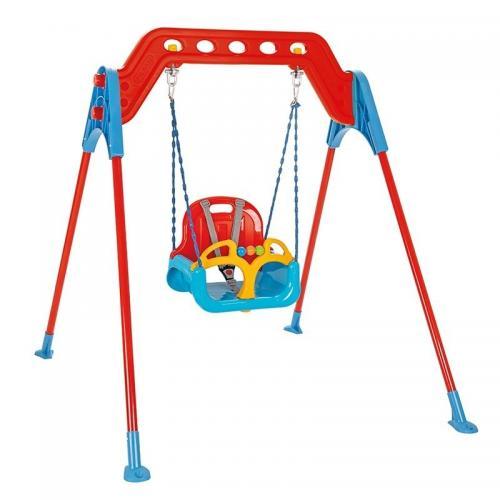 Leagan de interior/exterior pilsan samba cu cadru - Camera bebelusului - Leagane si balansoare