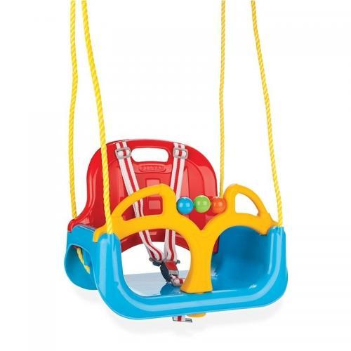 Leagan de interior/exterior pilsan samba swing albastru - Camera bebelusului - Leagane si balansoare