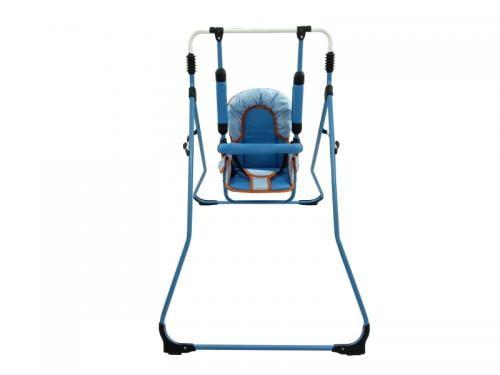 Leagan pentru copii MyKids Bariera Albastru - Camera bebelusului - Leagane si balansoare