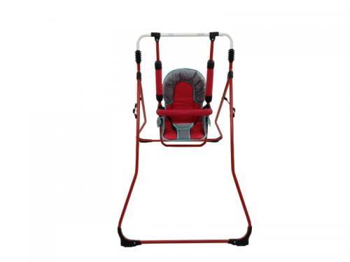 Leagan pentru copii MyKids Bariera Rosu - Camera bebelusului - Leagane si balansoare