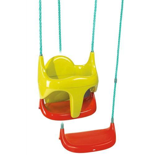 Leagan pentru copii Smoby 2 in 1 - Jucarii exterior - Leagan de gradina