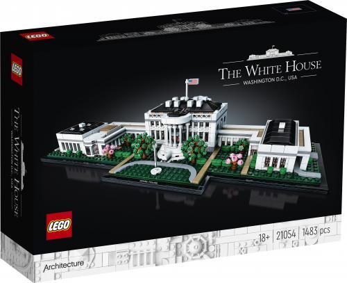 LEGO® Architecture Casa Alba - Jucarii copilasi - Jucarii de constructie