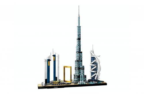 LEGO® Architecture Dubai - Jucarii copilasi - Jucarii de constructie