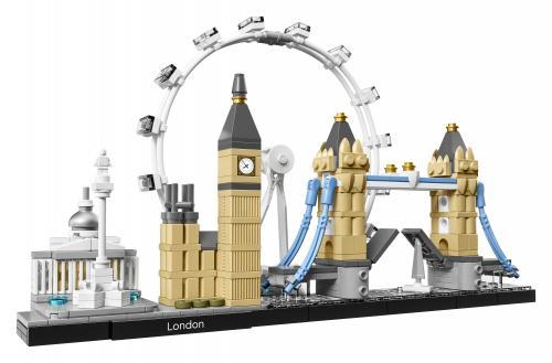 LEGO® Architecture Londra - Jucarii copilasi - Jucarii de constructie
