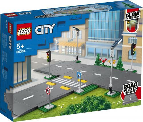 LEGO City Placi de drum - Jucarii copilasi - Jucarii de constructie