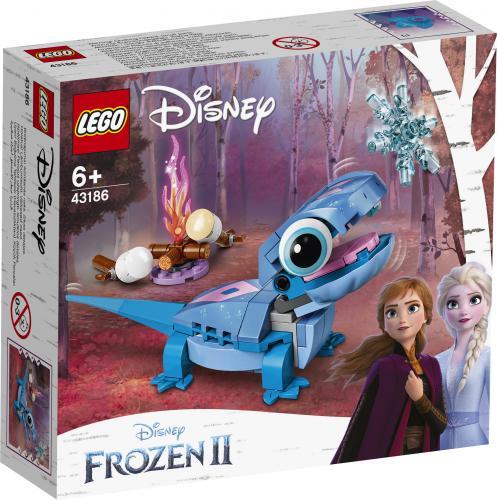 LEGO Disney Princess Personaj construibil Bruni Salamandra - Jucarii copilasi - Jucarii de constructie