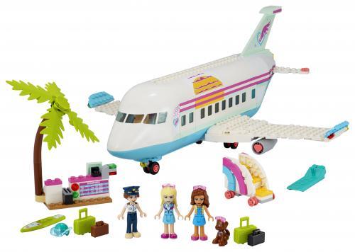 LEGO® Friends Avionul Heartlake City - Jucarii copilasi - Jucarii de constructie