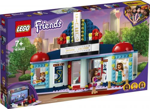LEGO Friends Cinematograful din Heartlake City - Jucarii copilasi - Jucarii de constructie