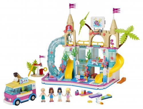 LEGO® Friends Parc acvatic distractiv - Jucarii copilasi - Jucarii de constructie