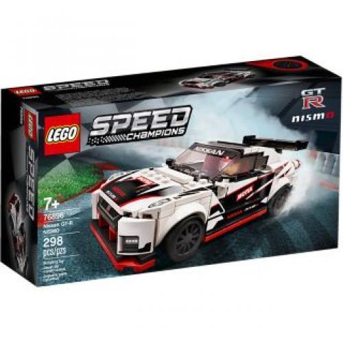 LEGO® Speed Champions Nissan GT-R NISMO - Jucarii copilasi - Jucarii de constructie