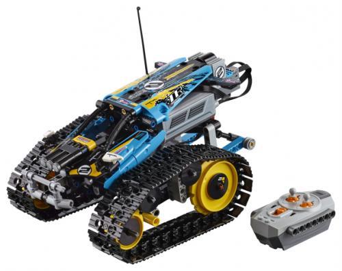 LEGO® Technic Masinuta de cascadorii - Jucarii copilasi - Jucarii de constructie