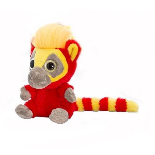Lemur de plus Moonlings Rosu 14 cm Keel Toys - Jucarii copilasi - Jucarii din plus