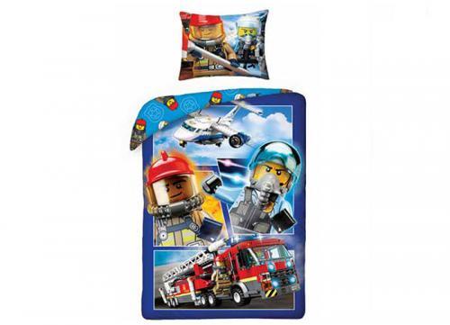 Lenjerie de pat LEGO City (LEG-822) - Camera bebelusului - Lenjerii patut